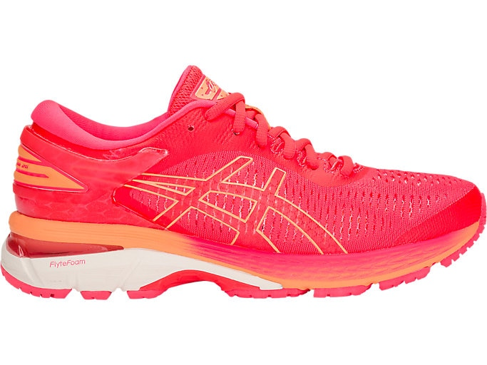 asics gel kayano 25 women's