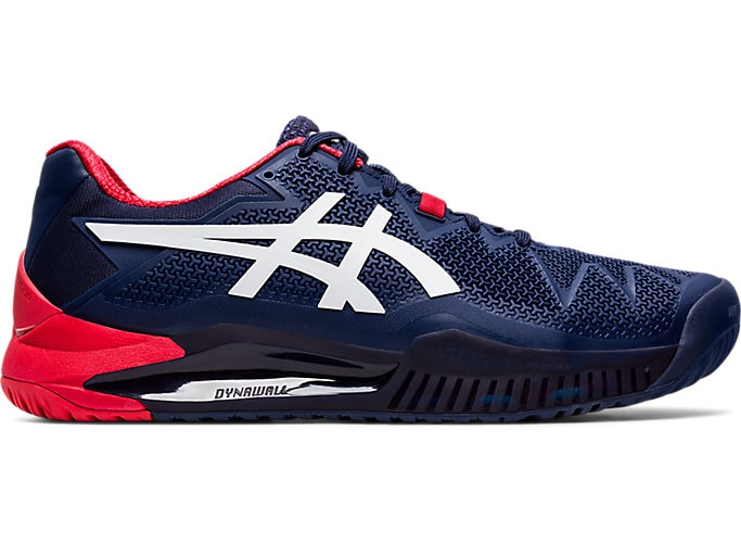 asics gel resolution 8
